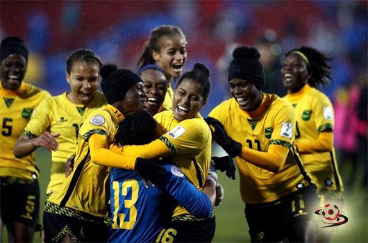 Nữ Jamaica vs Nữ Ý 23h00 ngày 14/6 www.nhandinhbongdaso.net
