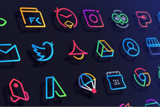 Hot: Paid icon pack apps now free to for a limited time
