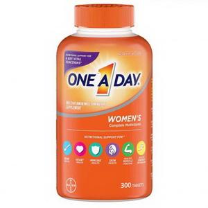 Thuốc bổ sung Vitamin tổng hợp cho phụ nữ One A Day Women hàng Mỹ xách tay