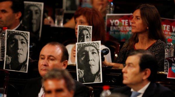 Justicia Argentina pide detalles del arresto de Milagro Sala