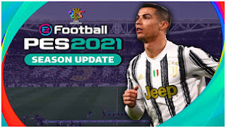 Download PES 2021 PPSSPP Android CV2.2 Best Graphics Real Ultra Face & Update New Full Transfer