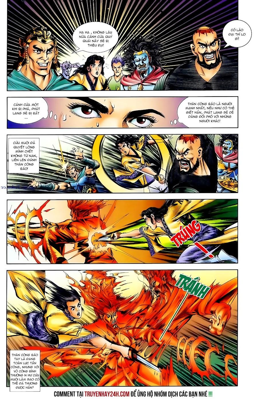 Cơ Phát Khai Chu Bản chapter 99 trang 24