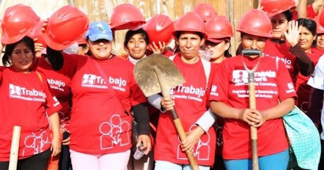Programa Trabaja Perú: Nuevas Postulaciones