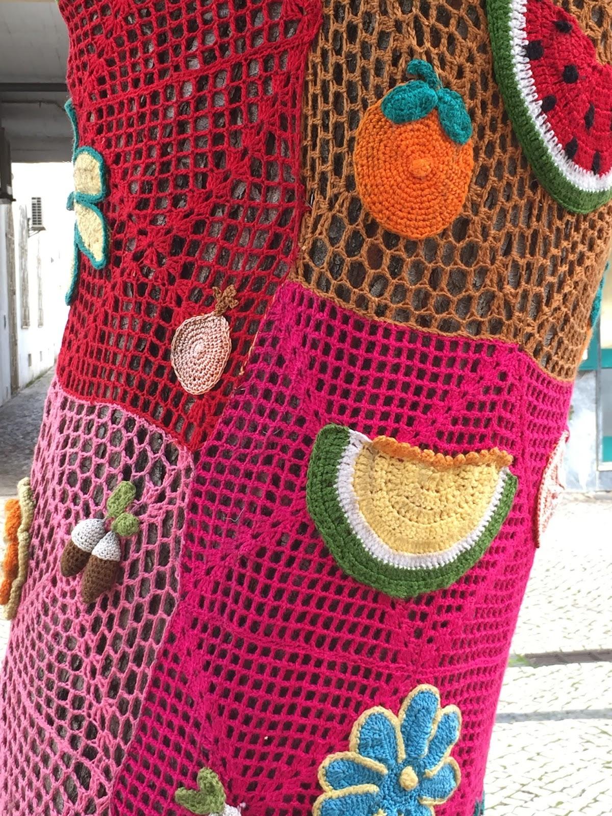 Fancy Guerilla Knitting Patterns Gift - Easy Scarf Knitting Patterns ...