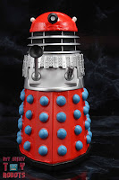 Custom 'Mutation of Time' Red Dalek 03