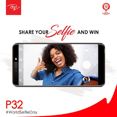Itel-Mobile-World-Selfie-Day-Contest
