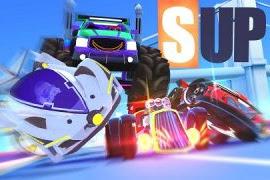 SUP Multiplayer Racing MOD APK v1.2.8 Full Hack Unlimited Money Free Shopping Terbaru 2017