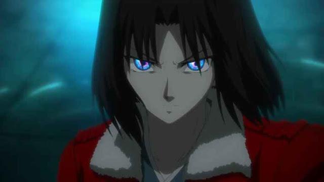 Kara no Kyoukai 1: Fuukan Fuukei