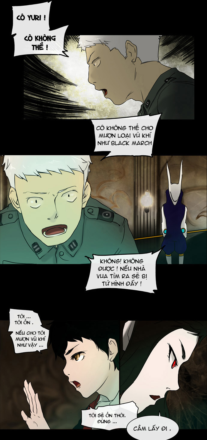 Tower of God chapter 2 trang 39