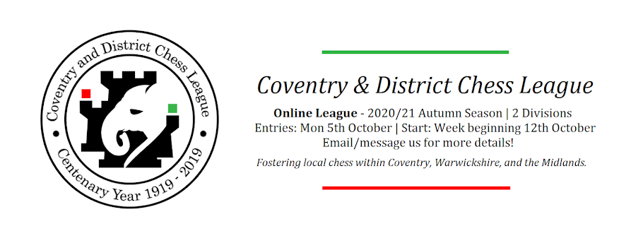 Coventry and District Chess League