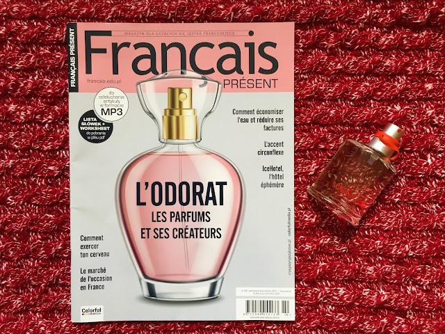 """""""Français Présent 58/2021"""" - nagłówek - Francuski przy kawie"""