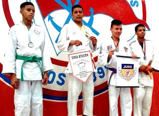 Judoca da Escolinha Municipal Mauro Sakai de Registro-SP integrará a equipe de Judô do Clube Paineiras em 2019, na Capital
