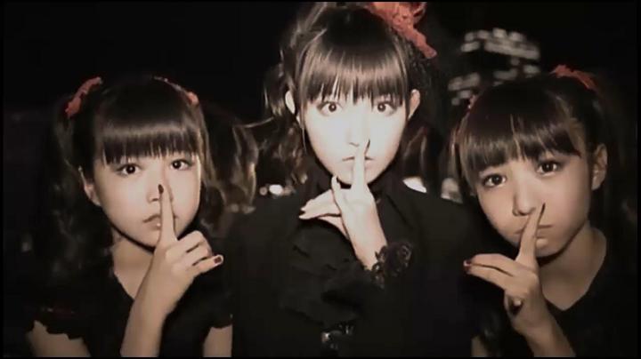 Babymetal Uki Uki Midnight Lyrics And Translation