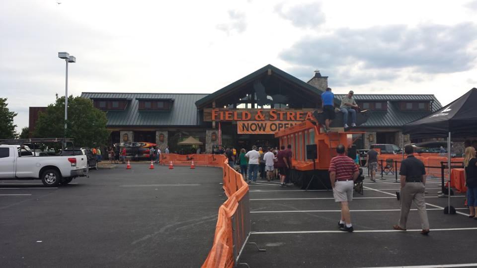 Field Stream Store Opening