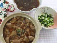 Resep dan Cara Membuat Taoco Kikil Khas Deli Serdang