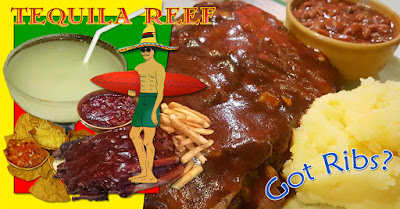 Pattaya Daily Specials - Ribs Wednesday