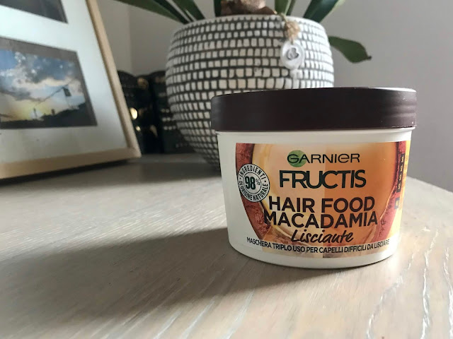 Review: Garnier Hair Food Macadamia Lisciante