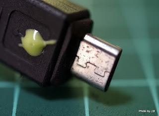 USBサビ