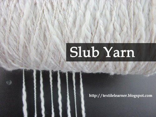Slub Yarn Types Production And End Uses Textile Learner