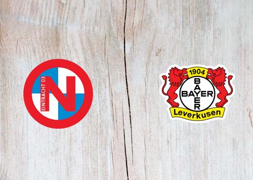 Eintracht Norderstedt vs Bayer Leverkusen -Highlights 13 September 2020