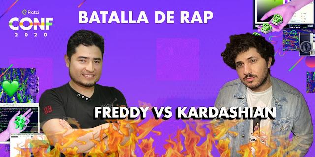 Rap Freddy Vega - Kardashian