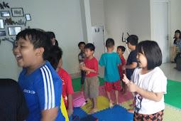 Anak-anak BIA Lingkungan St. Felisitas 3 Belajar Murah Hati