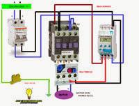 Motor monofasico con interruptor horario mas protector rele termico