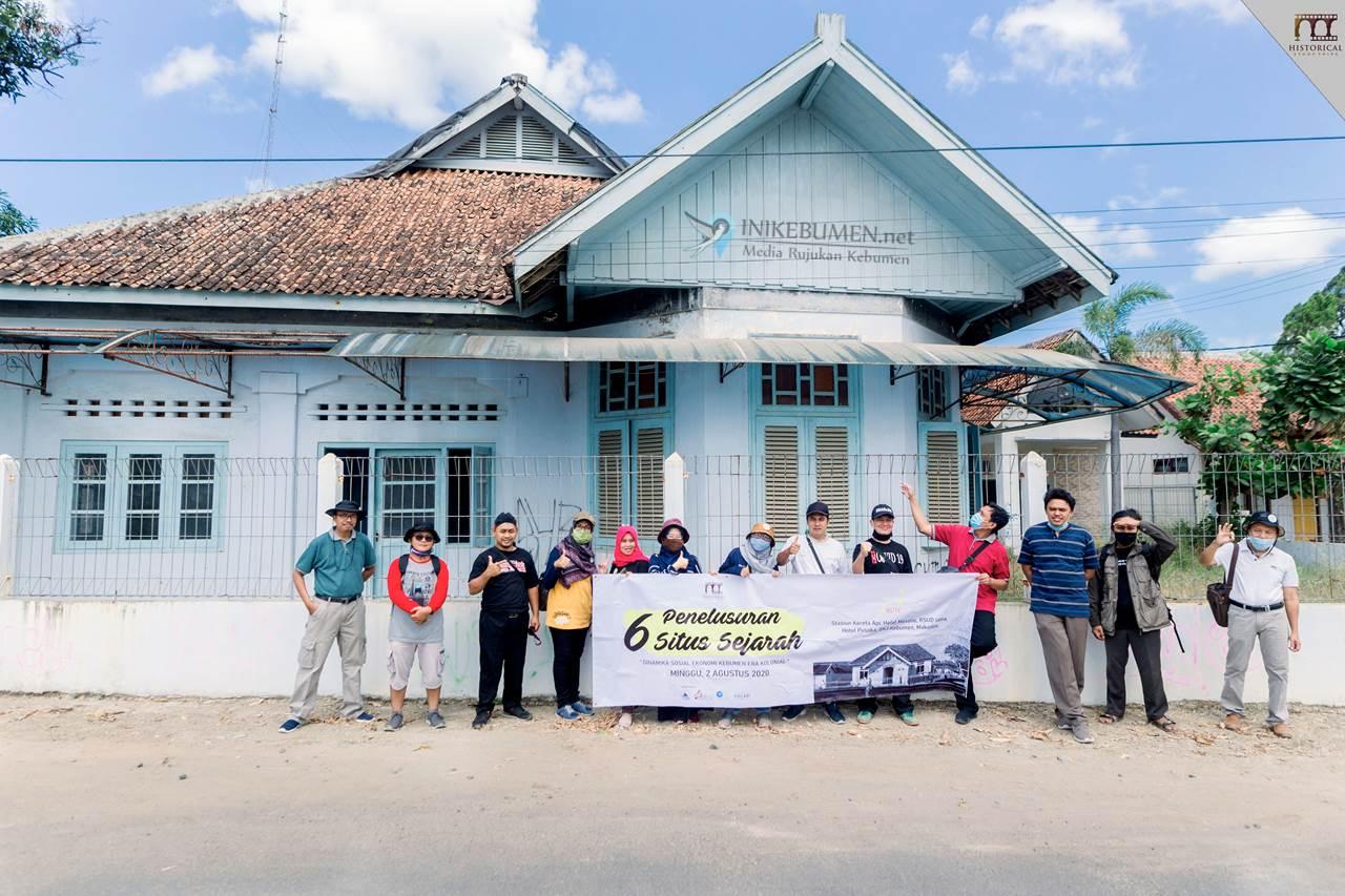 Menguak Kebumen Tempo Doeloe, Enam Situs Sejarah di Kebumen Ditelusuri