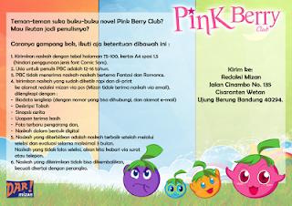 Hasil gambar untuk pink berry club logo