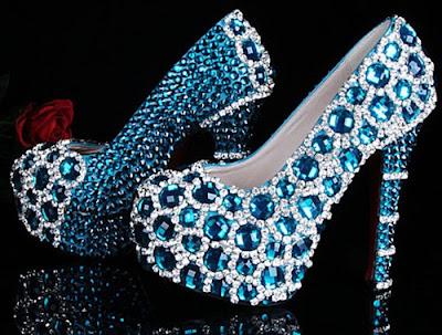 coleccion de Zapatos de Quinceañeras