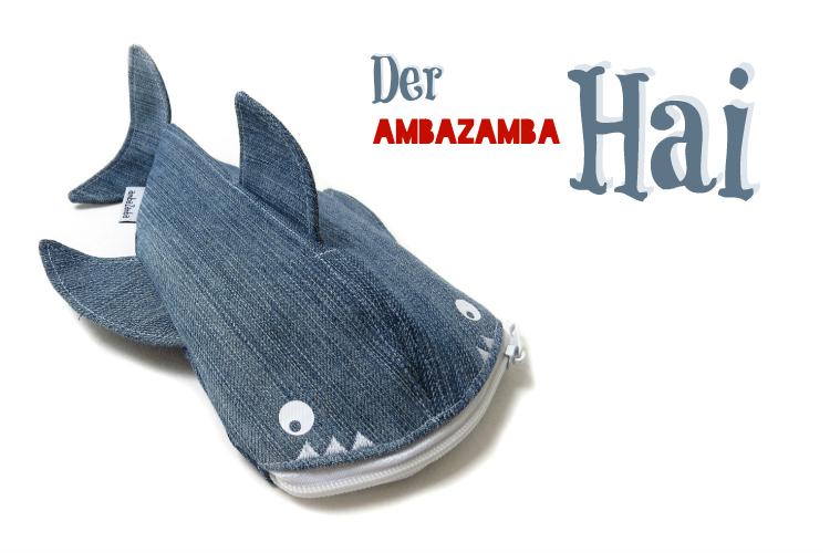 Zuwachs im Teich | endlich gibt\'s auch Hai-Mäppchen - ambaZamba