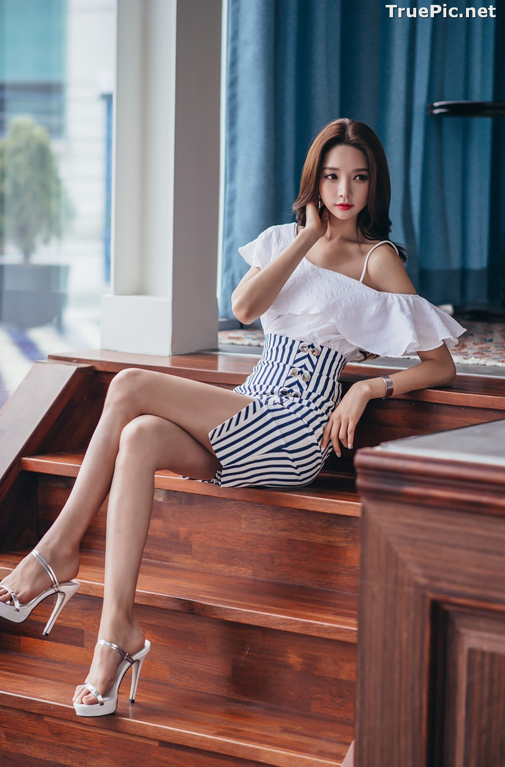 Image Korean Beautiful Model – Park Soo Yeon – Fashion Photography #2 - TruePic.net - Picture-1