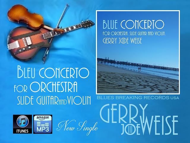 Gerry Joe Weise, Blue Concerto for Orchestra