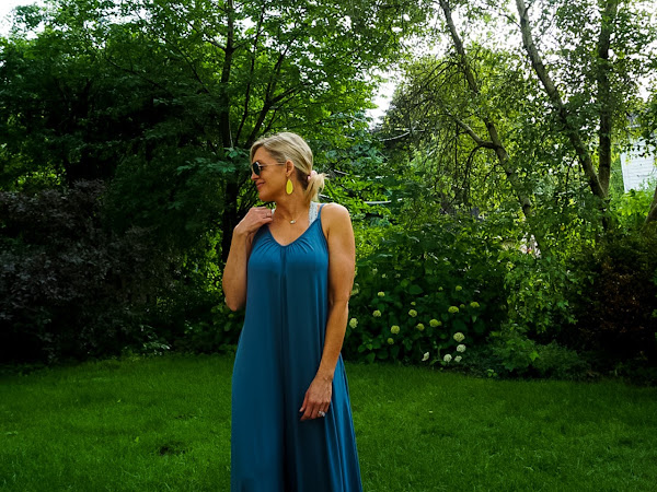 How to Wear a Summer Jumpsuit