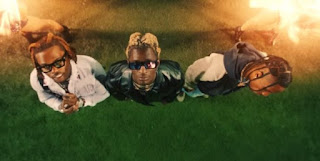 Young Thug and Gunna 'Hot' Video Scenes Travis Scott - Watch