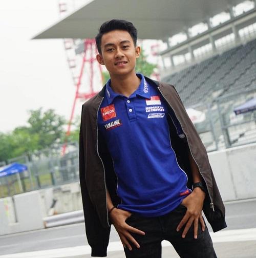 Profil Lengkap Faerozi Yamaha Racing Indonesia
