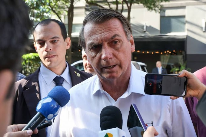 Bolsonaro quer autorizar morador a fazer 'tudo' contra invasor