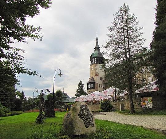 Dom Zdrojowy.
