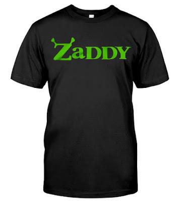 Zaddy Shrek T Shirt Hoodie Sweatshirt Sweater Tee Shirts Tank Top. GET IT HERE