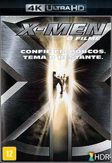 Download - X-Men Blu-Ray Remux 4K Ultra HD 2160p Dual Áudio