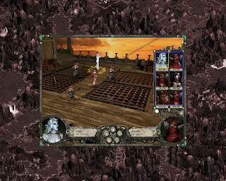 Disciples 2: Rise of the Elves - Medusa and Sylph Screenshot