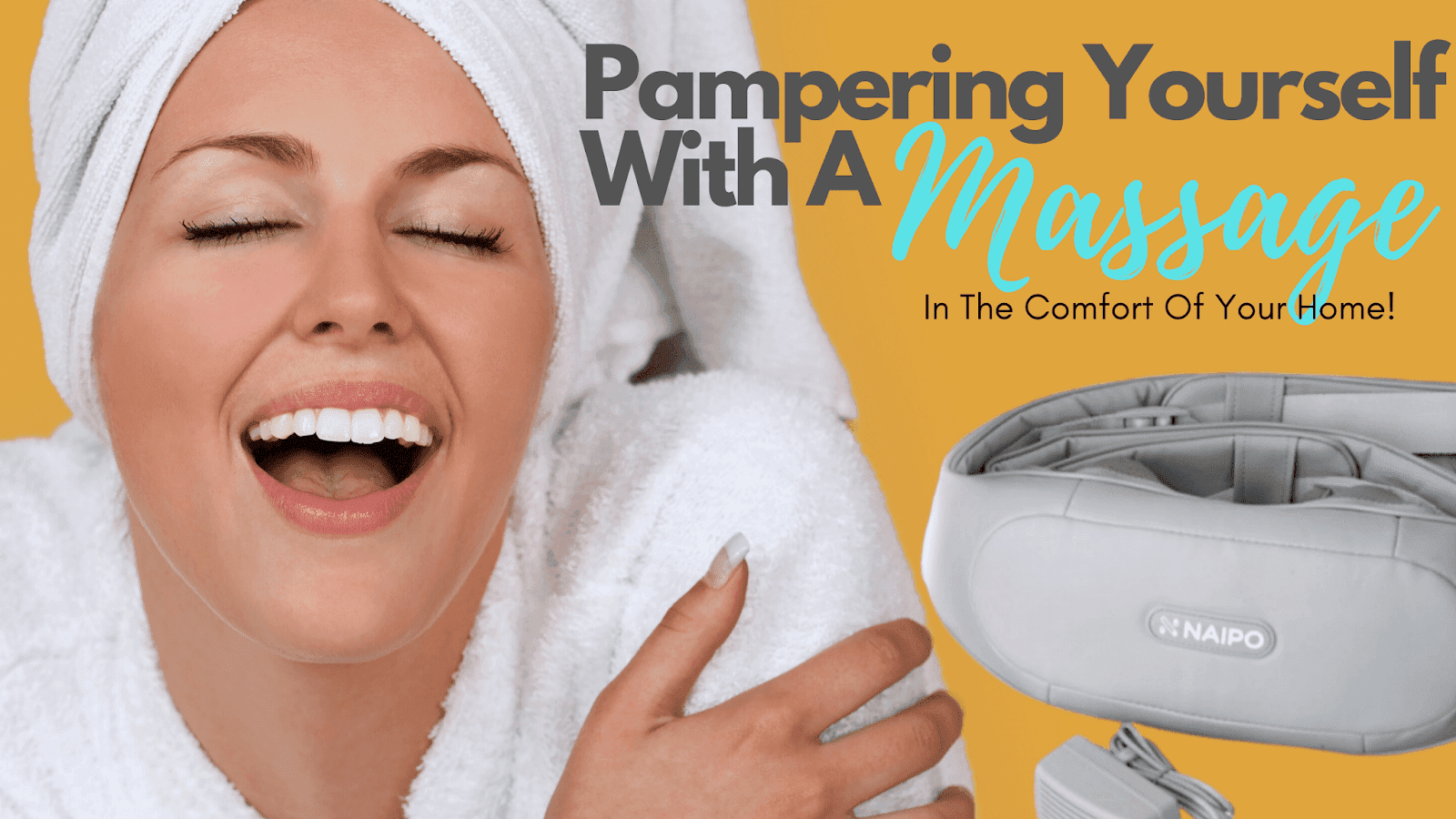 Pampering Yourself With A Massage In The Comfort Of Your Home  By Barbies Beauty Bits