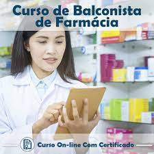Curso Online de Balconista de Farmácia