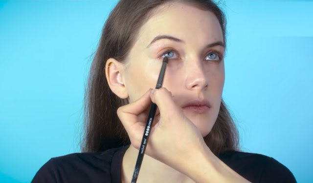 How to makeup for blue eyes - The Most Beautiful Makeup For Blue Eyes