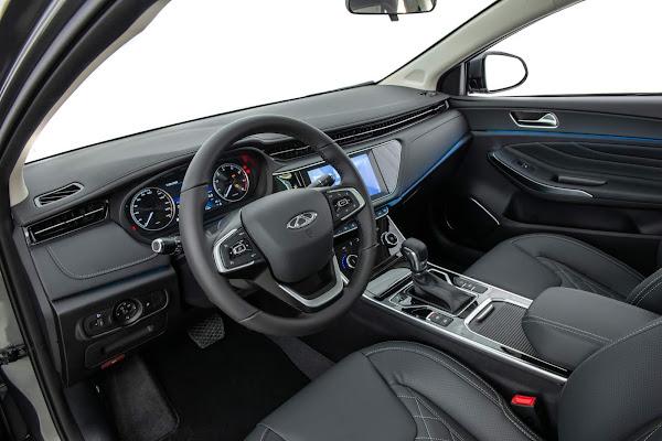Caoa Chery Arrizo 6 eleito melhor carro nacional entre 1.2L e 1.6L
