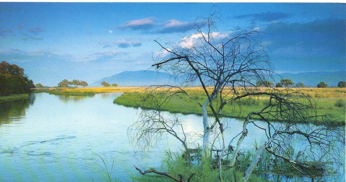 Sapi and Chewore Safari Area