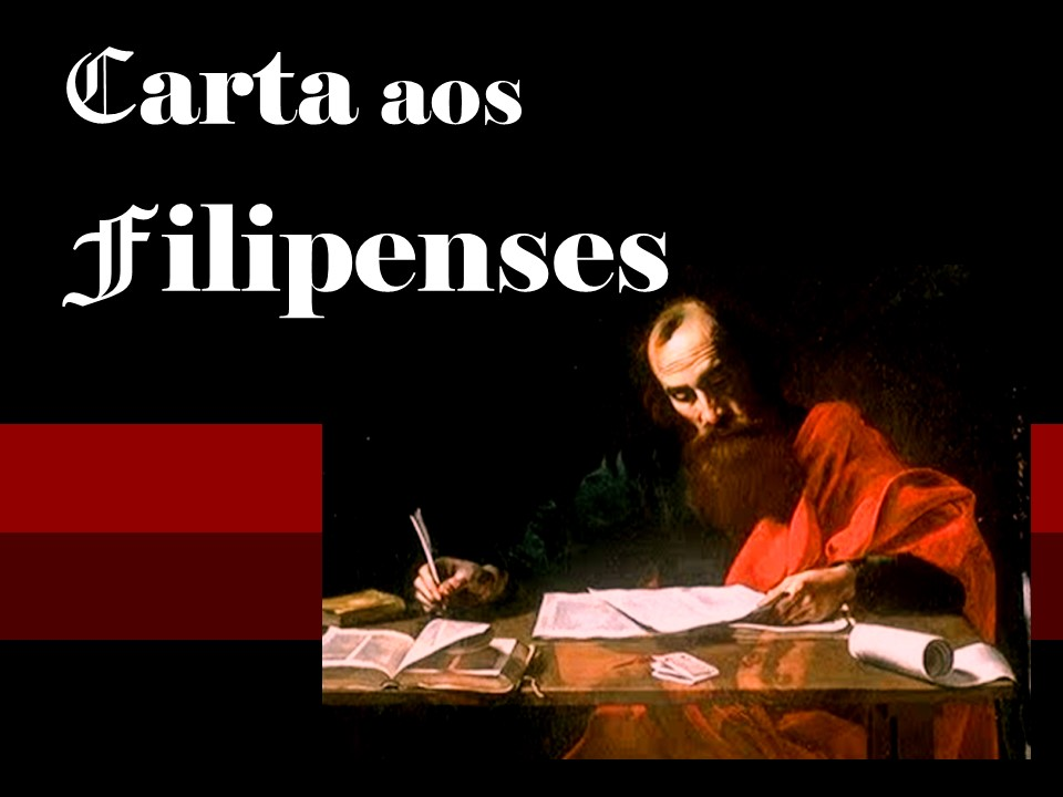 Resultado de imagem para epístola aos filipenses