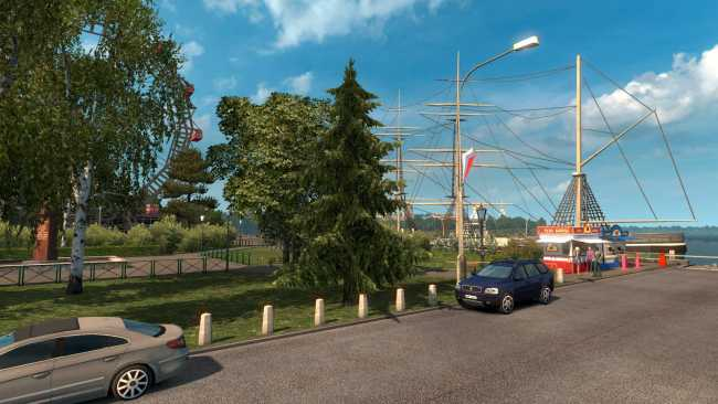 GamesMods17 : RUSMAP V1 9 1 33 X [OFFICIAL] ETS2