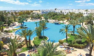 ✈ Djerba à 239 € : 7 nuits en All Inclusive au Vincci Resort Hotel 4* avec vol A/R.depuis Paris Orly ou Lyon