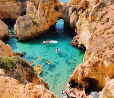 Spend a great holiday in Portugal